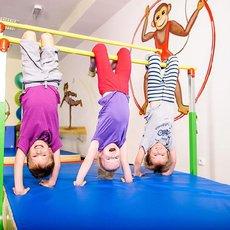 Děti sportují