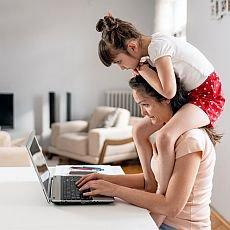 Pracujete z domu? 6 rad, jak si udržet zdravou rovnováhu
