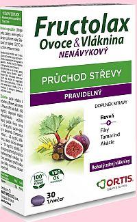Fructolax Ovoce vláknina