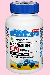 Naturevia Magnsium Mega