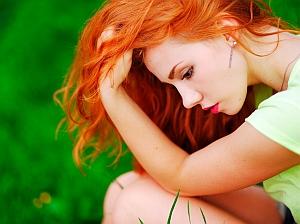 péče o barvené vlasy
