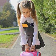 4 tipy, jak správně vybrat i nosit školní aktovku