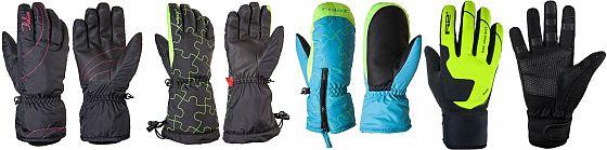 Lyžařské rukavice Relax