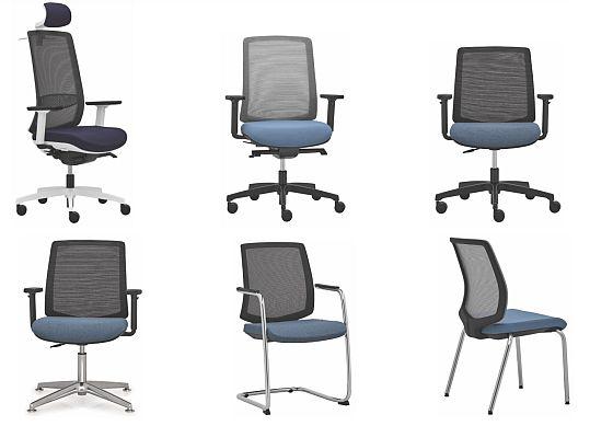 ergonomické židle RIM CZ