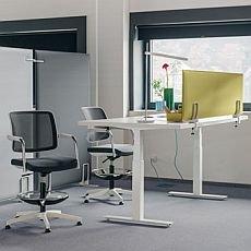 Jak vybrat židli pro práci z domu a na co dát pozor?
