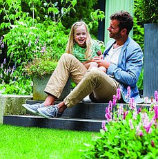 péče o zahradu