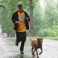 Běhejte se svým psem!