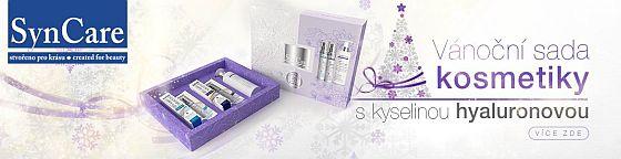 sada vánoční kosmetiky SynCare
