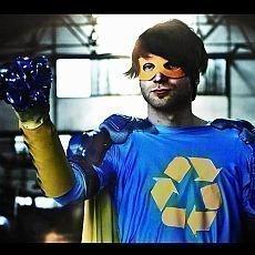 recyklování odpadu