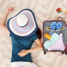 jak si usnadnit přípravy na dovolenou