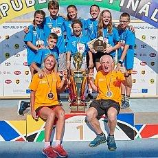 V říjnu startuje další ročník Sazka Olympijského víceboje, zapojte svoje děti