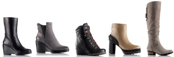 podzimní boty SOREL