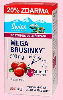 Swiss Mega Brusinky