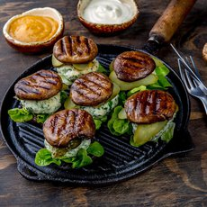 Je libo vegetariánské grilování?