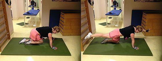 cvičení doma TRX