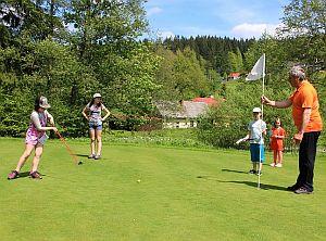 zkuste Golf pro každého