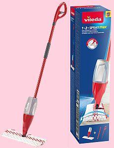 plochý mop 1.2 Spray MAX