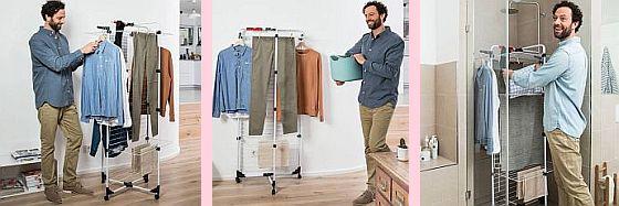 Vileda-  sušák na prádlo Mixer 4