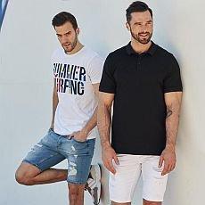 Typy pánských triček – víte, jak se od sebe liší?