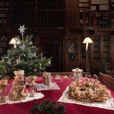 Vánoční prohlídky na zámku Loučeň a Příběh vánočního stromečku
