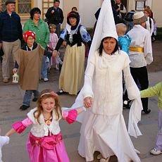 Zámek Loučeň - Bílá paní