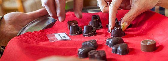 Zámek Loučeň - čokoládové prohlídky