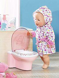 Baby Born - toaleta