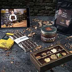 Degustace čokolády