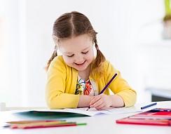 kreativní potřeby pro děti