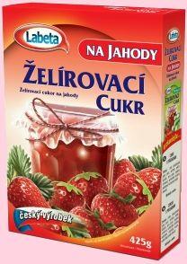želírovací cukr na jahody
