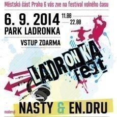 Ladronkafest 2014 nabídne bohatý program