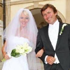 Lucie Benešová v seriálu Svatby v Benátkách