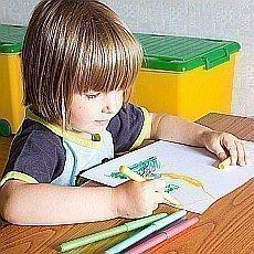 dvouleté dítě do školky