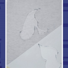 Postup Pro Malovani Obrazku Na Textil Pres Sablony Chytra Zena