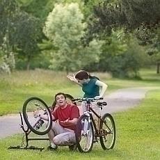 Jak si užít a přežít jízdu na kole