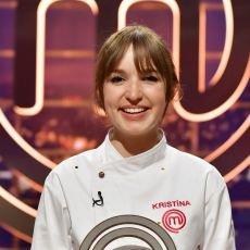 Vítězem MasterChef Česko je sedmnáctiletá Kristína!
