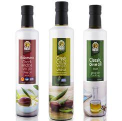 olivové oleje Minerva
