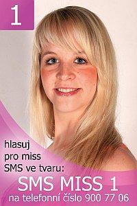 Miss Příbramska - číslo 1