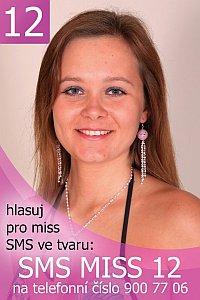Miss Příbramska - číslo 12