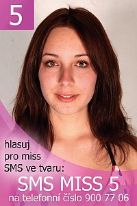 Miss Příbramska - číslo 5