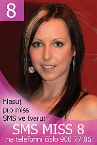 Miss Příbramska - číslo 8