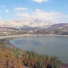 Na cestě po Golanských výšinách
