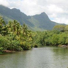 Na cestě po Bora Bora