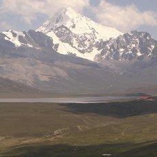 Na cestě po Cordillera Real