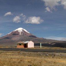 Na cestě po středním Ekvádoru