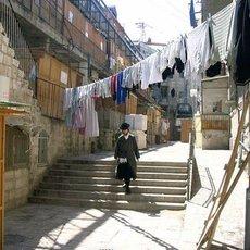 Na cestě po Jeruzalémě