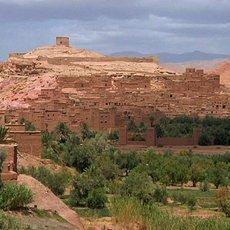 Na cestě po Marrákeši