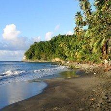 Na cestě po Martiniku