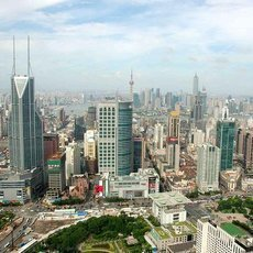 Na cestě po Šanghaji