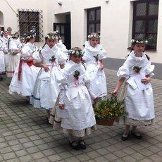 Naše tradice - Královničky a otvírání studánek